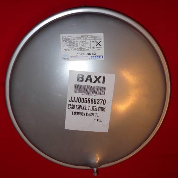 Расширительный бак 5668370 BAXI - оригинальная продукция от официального дилера БАКСИ - артикул 5668370